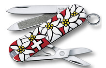 Victorinox Kleines Taschenwerkzeug Classic 58mm, edelweiss